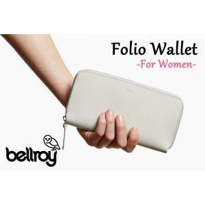 BELLROY,ベルロイ/長財布,ロングスリーブウォレット/Folio Wallet・FFWA/ALABASTER・ホワイト/レディース|selfishsurf