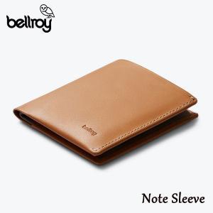 BELLROY,ベルロイ/財布,2つ折りタイプスリムウォレット/Note Sleeve Wallet/WNSC/TOFFEE・トッフィー/RFID Protection selfishsurf