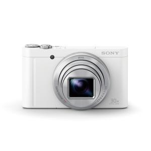 SONY/ソニー [デジタルスチルカメラ/ 180度可動式液晶モニター/光学30倍ズーム/ホワイト] DSC-WX500 W sellflair-net