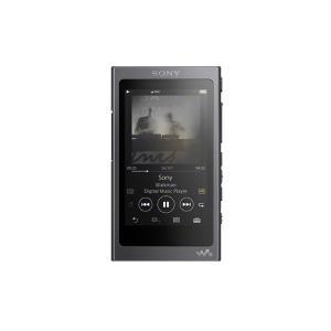 NW-A45 B [SONY/ソニー ハイレゾ音源対応/デジタルオーディオプレーヤー/ウォークマン/グレイッシュブラック/16GB]|sellflair-net