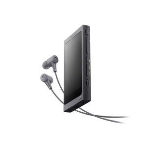 NW-A45HN B [SONY/ソニー ハイレゾ音源対応/デジタルオーディオプレーヤー/ウォークマン/グレイッシュブラック/16GB]|sellflair-net