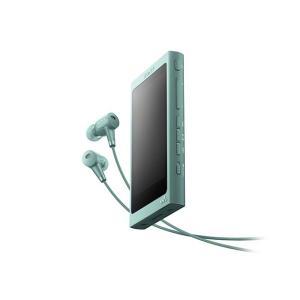NW-A45HN G [SONY/ソニー ハイレゾ音源対応/デジタルオーディオプレーヤー/ウォークマン/ホライズングリーン/16GB]|sellflair-net