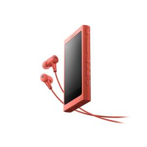 NW-A45HN R [SONY/ソニー ハイレゾ音源対応/デジタルオーディオプレーヤー/ウォークマン/トワイライトレッド/16GB]|sellflair-net
