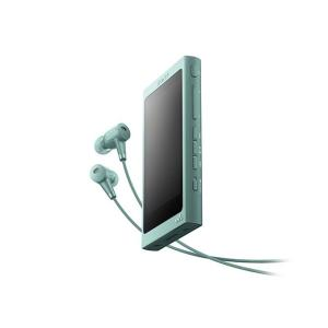 NW-A46HN G [SONY/ソニー ハイレゾ音源対応/デジタルオーディオプレーヤー/ウォークマン/ホライズングリーン/32GB]|sellflair-net