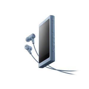 NW-A46HN L [SONY/ソニー ハイレゾ音源対応/デジタルオーディオプレーヤー/ウォークマン/ムーンリットブルー/32GB]|sellflair-net