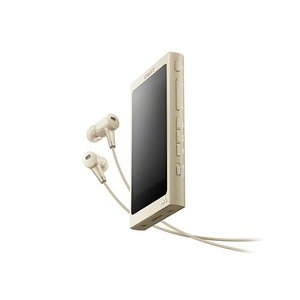 NW-A46HN N [SONY/ソニー ハイレゾ音源対応/デジタルオーディオプレーヤー/ウォークマン/ペールゴールド/32GB]|sellflair-net