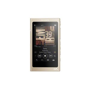 NW-A47 N [SONY/ソニー ハイレゾ音源対応/デジタルオーディオプレーヤー/ウォークマン/ペールゴールド/64GB]|sellflair-net