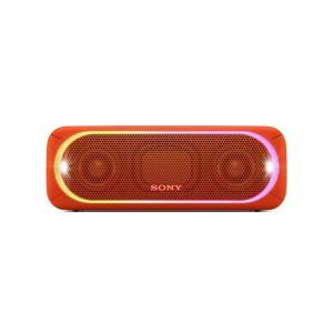SRS-XB30 R  [ SONY/ソニー アクティブスピーカー / ワイヤレスポータブルスピーカー / オレンジレッド]|sellflair-net