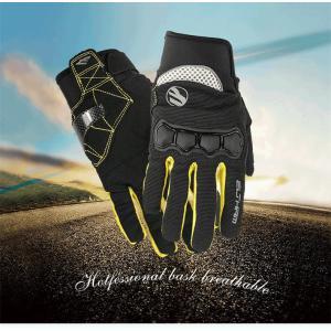 バイクグローブ 手袋 バイク用 自転車 春 夏 秋3シーズン グローブ メンズ 厚手 バイク ウェア