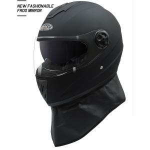 バイク ヘルメット フルフェイス メンズ レディース シールド付き