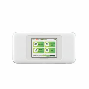 【中古箱無し本体のみ】Speed Wi-Fi NEXT W06 ホワイトxシルバー|sellsta