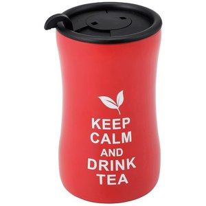 【SALE】SALUS セーラス ティータイム 赤 マグボトル ボトル 紅茶 ドリンクボトル マグカップ|semagasin