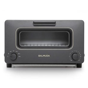 バルミューダ ザ・トースター ブラック BALMUDA The Toaster オリジナルレシピブッ...