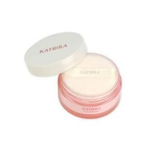 ◆カツウラ・フェイスパウダーA(ピンク)定価:5,400円(税込) 明るく白い肌に仕上がります。ふわ...