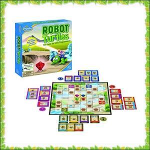 シンクファン (ThinkFun) ロボット・タートルズ (Robot Turtles) [正規輸入...