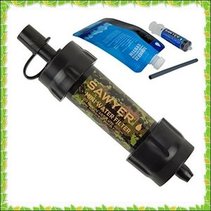 SAWYER PRODUCTS(ソーヤー プロダクト) ミニ 浄水器 SP107 カモ [並行輸入品...