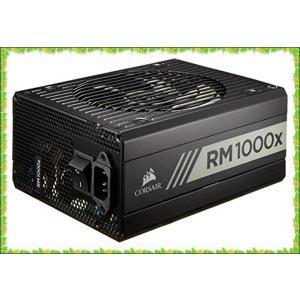 Corsair RM1000x 80PLUS GOLD認証取得 1000W静音電源ユニット PS59...