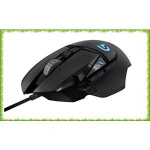 Logitech ロジテックG502 RGB ゲーミングマウス [並行輸入品]