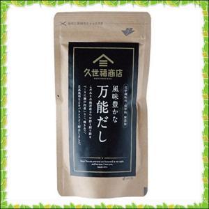 使用方法:袋を破りふりかけや炒め物などの調味料にも使用できます。 【基本だし】400mlの水にだしパ...
