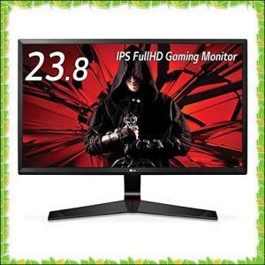 LG ゲーミング モニター ディスプレイ 24MP59G-P 23.8インチ/フルHD/IPS非光沢...