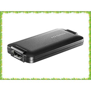 I-O DATA USB HDMI変換アダプター UVC/キャプチャー/HDMI×1/mac対応/土...