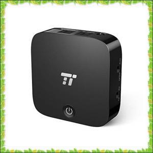 【光デジタル端子】TaoTronics Bluetooth トランスミッター レシーバー aptx-...