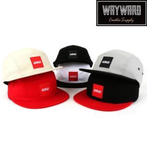キャンプ キャップ 5パネル ローキャップ 帽子 スナップバック キャップ キャンプ 帽子 レディース キャップ メンズ WGW ロゴ|senastyle