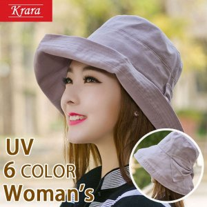 帽子 レディース ハット つば広 リボン uv 全6色 ウール リボン ハット 紫外線対策 キャペリンハット サファリハット UVハット|senastyle