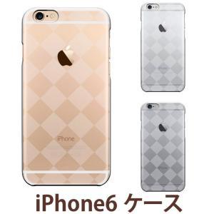 iPhone6 iPhone6s ケース クリアケース TPU スリム・薄型|senastyle