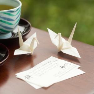 細川紙折り鶴 15cm 100羽|senbanotsuru|04