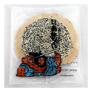南部煎餅 厚焼ごませんべい|senbei-ya