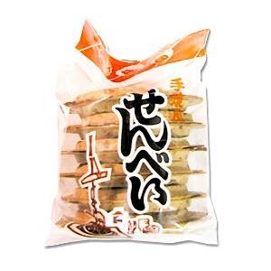 南部煎餅 厚焼豆せんべい12枚|senbei-ya