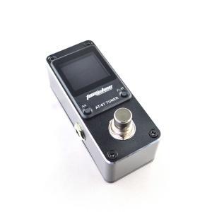 AROMA AT-07 クロマチックチューナー フットスイッチ|sendaiguitar