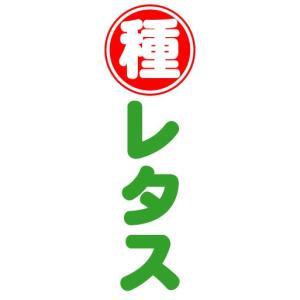 のぼり のぼり旗 種 レタス|sendenjapan