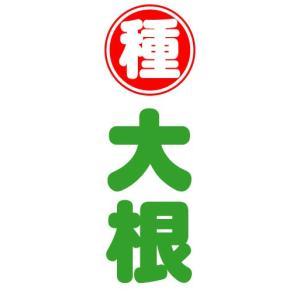のぼり のぼり旗 種 大根|sendenjapan