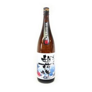 越前岬 純米吟醸十八号(田邊酒造) 1800ml|sendon
