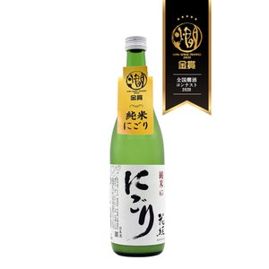 花垣 純米にごり酒(南部酒造) 1800ml|sendon