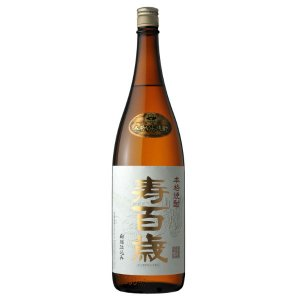寿百歳 白麹 芋焼酎(東酒造)25度 1800ml|sendon