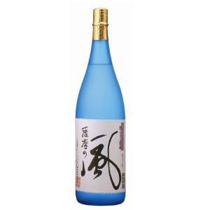 薩摩の風 芋焼酎(東酒造)25度 1800ml|sendon