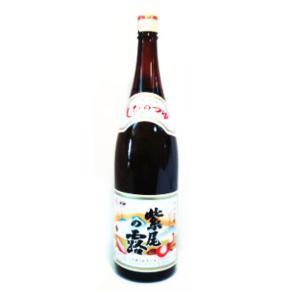 紫尾の露 芋焼酎(軸屋酒造) 25度 1800ml|sendon