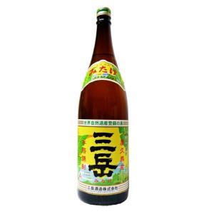 三岳 芋焼酎(三岳酒造)25度 1800ml|sendon