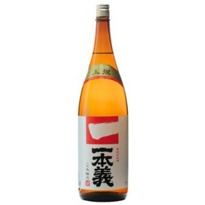 一本義 上撰本醸造(久保本店)1800ml sendon