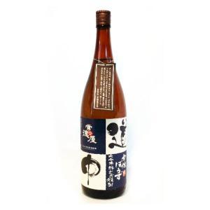 道中 麦焼酎(常徳屋酒造場) 25度 1800ml|sendon