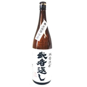 武者返し 米焼酎(寿福酒造場) 25度 1800ml|sendon