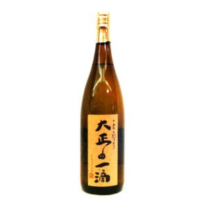 大正の一滴 芋焼酎(国分酒造) 25度 1800ml|sendon
