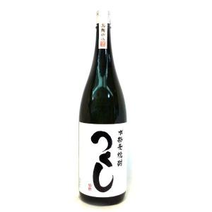 つくし 白麹 麦焼酎(西吉田酒造) 25度 1800ml|sendon