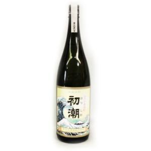 初潮 麦焼酎(西吉田酒造) 25度 1800ml|sendon