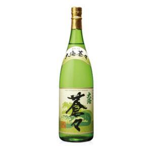 蒼々 芋焼酎(大海酒造) 25度 1800ml|sendon