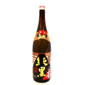 純黒 芋焼酎(田村) 25度 1800ml|sendon