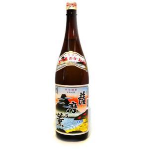 薩摩乃薫 芋焼酎(田村) 25度 1800ml|sendon